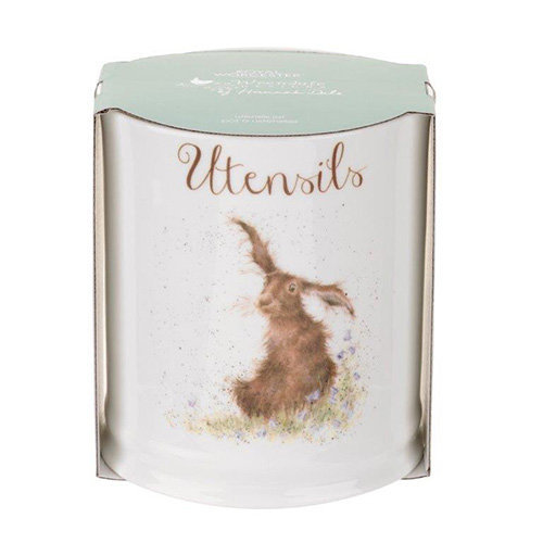 Wrendale Designs - Utensils Jar (Hare)