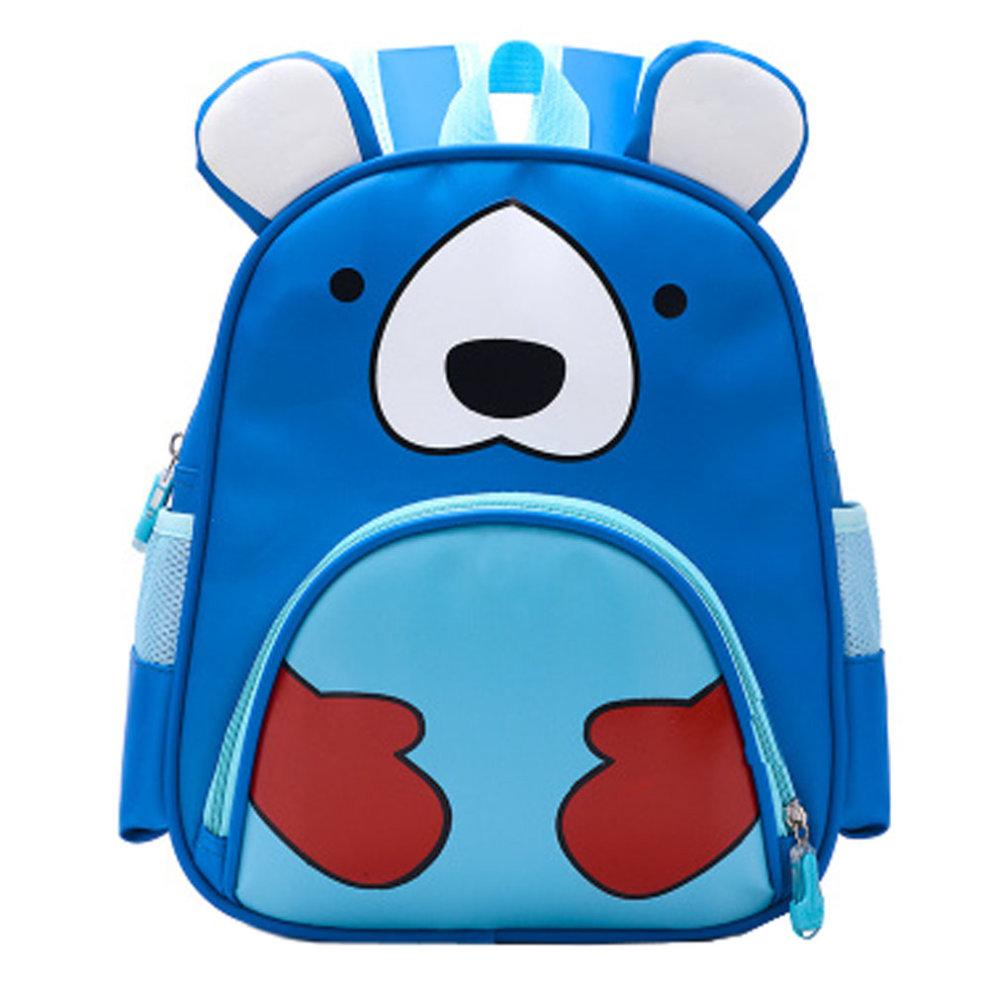 a6824ca76605 Kids Cute Lightweight Backpack Back Pack School Bags Book Bag Kindergarten,  Blue