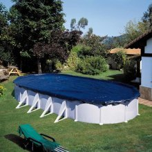 GRE Swimming Pool Cover Winter Cover 1000 x 550 cm