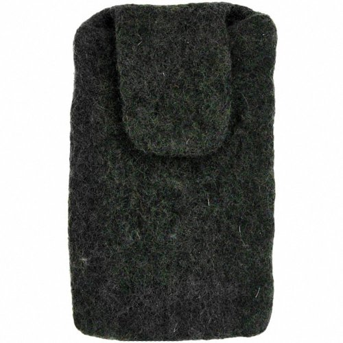 D72-73852 - Dimensions Feltworks - Mobile Phone: Black