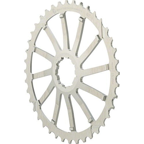 Wolf Tooth Components Giant Cog For Sram Silver 40T