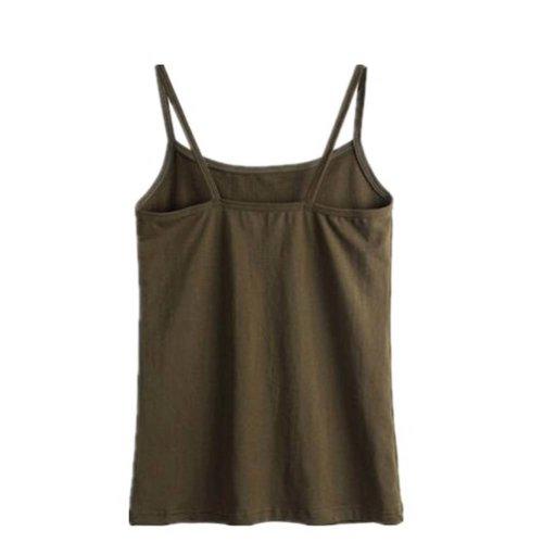 Sexy Fashion Women's Camisole Soft Vest Skinny Tank Top, #9