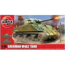 Air01303 - Airfix Series 1 - 1:76 - Sherman M4 Mk1 Tank