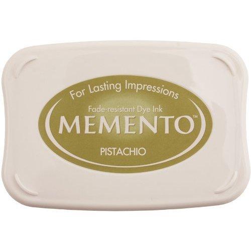 Tsukineko Memento Dye Ink Pad - Pistachio