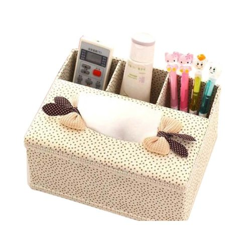 Lovely Tissue Box Multifunctional Paper Towel Storage Box High-quality
