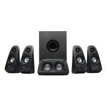 Logitech Z506 5.1channels 75W Black speaker set