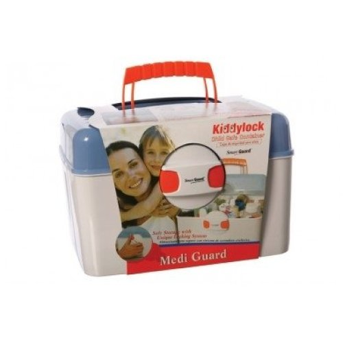Dreambaby Kiddy Lock Medi Guard: Child Safe Container