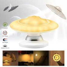UFO LED Infrared Body Sensor Light
