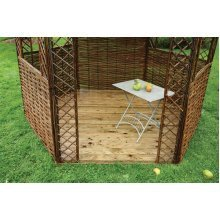 Willow Gazebo Floor