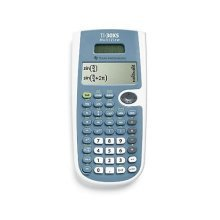 Texas Instruments Scientific Calculator with Multi-Line Display TI30XS