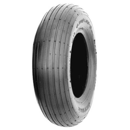 Hi-Run CT1006 4.00-6 in. Rib Wheelbarrow Tire