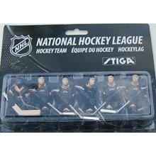 NHL Anaheim Ducks Table Top Hockey Game Players Team Pack
