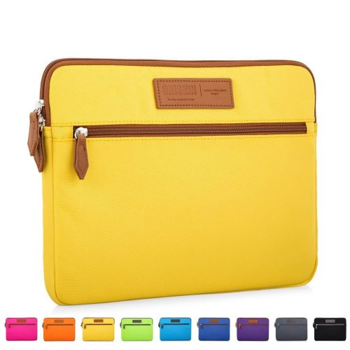 43b83c8c4c23 CAISON 15 inch Water Resistant Laptop Case Special Design Laptop Sleeve for  Apple 15 inch MacBook Pro With Retina Display / 15 inch MacBook Pro...
