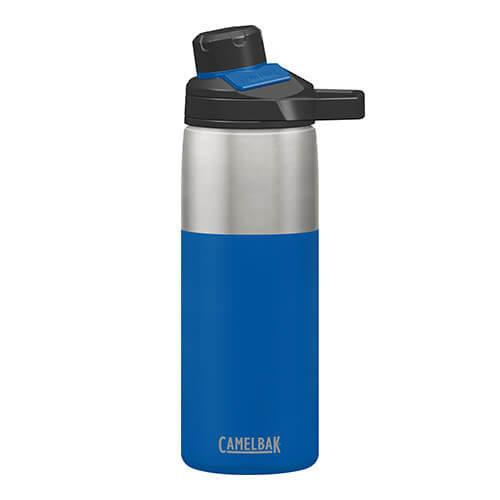 Camelbak 1515401060 Chute Mag Vacuum Insulated Bottle 20 Oz, Cobalt, 20oz