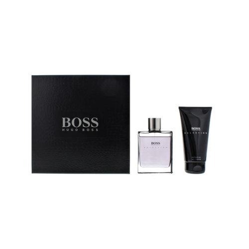 Hugo Boss Selection Eau de Toilette Men's Gift Set Spray (85ml) with Shower Gel