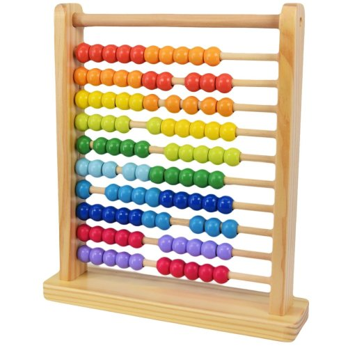 Large Sturdy Wooden Abacus