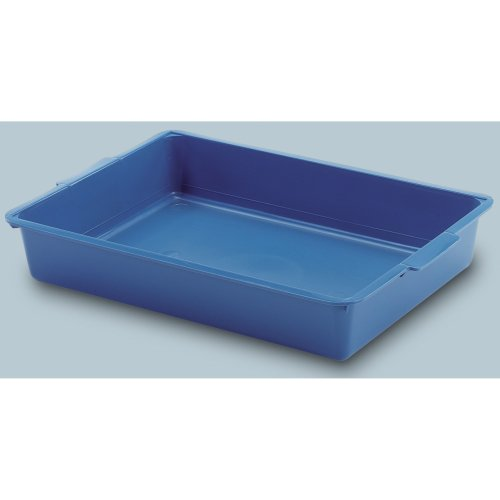 Cat Litter Tray Assorted Colours 37x25.5x6.5cm (Pack of 24)