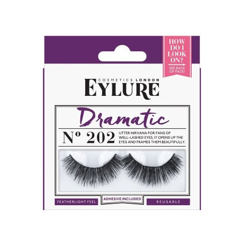 Eylure Dramatic No. 202 False Lashes | Fake Eyelashes