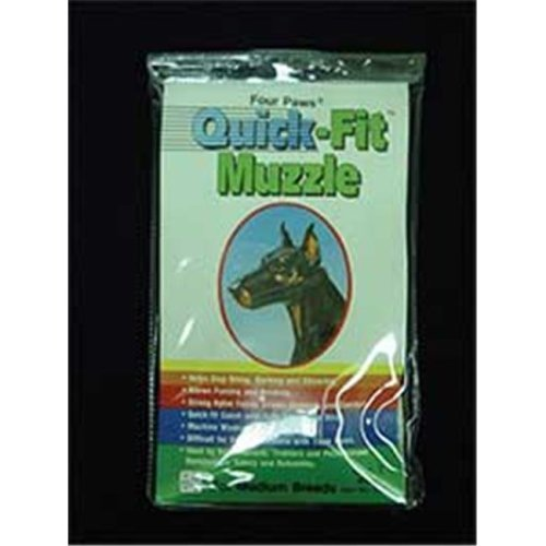 Four Paws Products Quick Fit Muzzle Size 3 - 59030