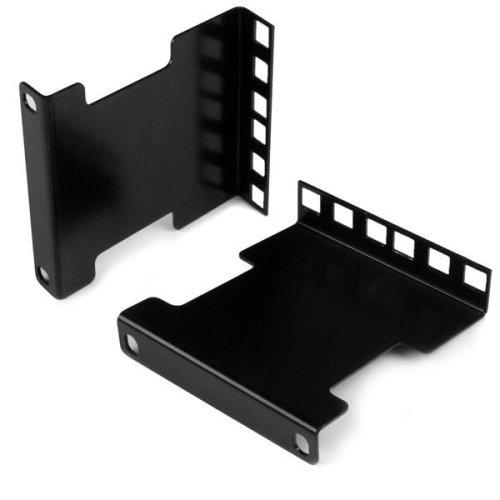 StarTech.com Rail Depth Adapter Kit for Server Racks - 2U
