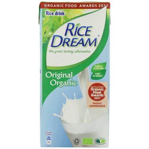Rice Dream  Original - Organic Drink 1Ltr x 12