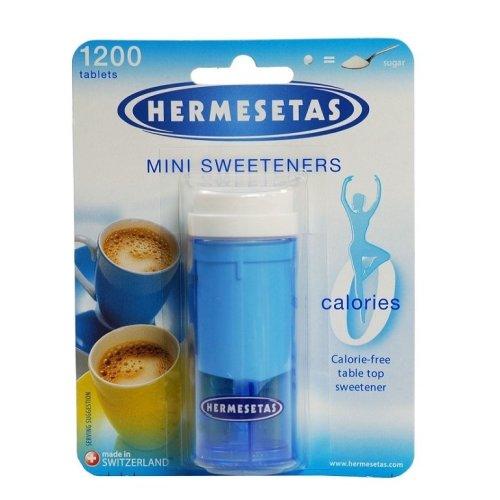 Hermesetas Mini Sweetners Original Tablets 1200