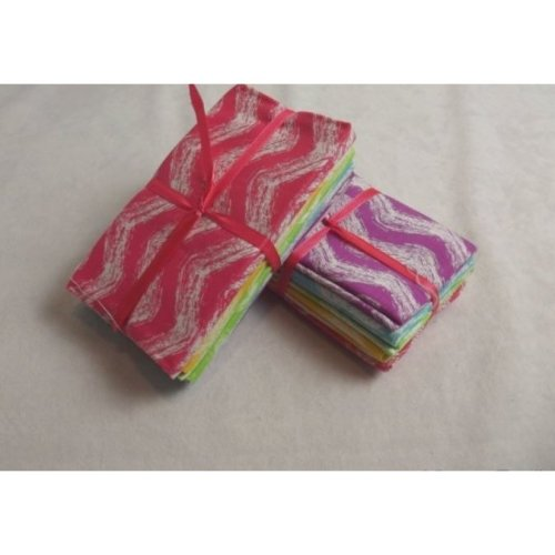 Fat Quarter Bundle - 100% Cotton - Trends Bright - Pack of 5