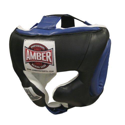 Amber Gel Traditional Training Headgear Large