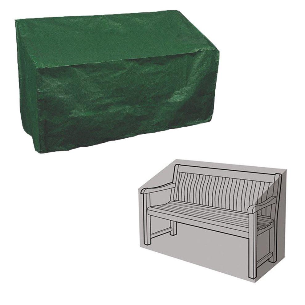 Prime My Garden Durable Waterproof 2 Seater Garden Patio Furniture Bench Seat Cover Machost Co Dining Chair Design Ideas Machostcouk