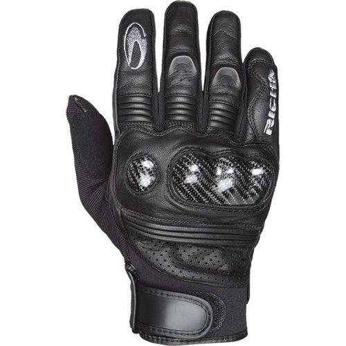 Richa Protect Summer Mens Motorbike Motorcycle Glove Black