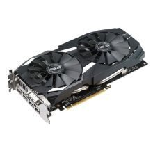 Asus 8Gb AMD Radeon RX580 Dual OC PCI-e3.0 VGA Card