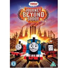 Thomas and Friends: Journey Beyond Sodor [DVD] [DVD]
