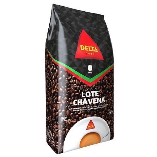Coffee Delta Chavena whole beans - 2 x 1 kg