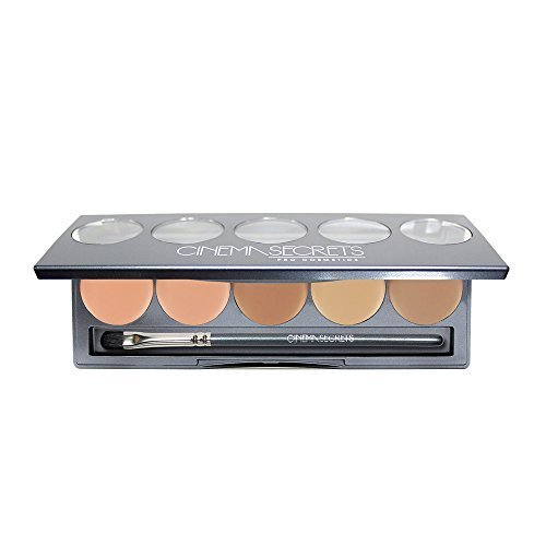 Cinema Secrets #2 5-in-1 Palette Ultimate Corrector Kit