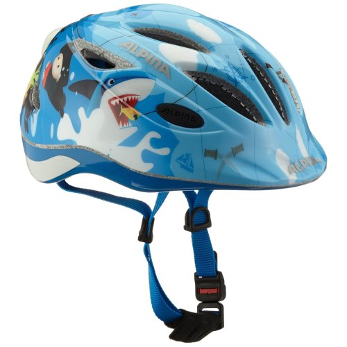 Alpina Girl Gamma 2.0 Flash Helmet - Pirate, Size 46-51