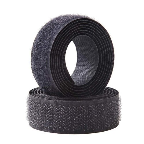 Sew On Hook And Loop Tape Fastening Nylon Fabric Tape With Non-Adhesive Back - 05