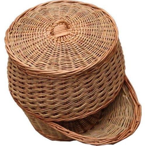 Willow Potato Basket
