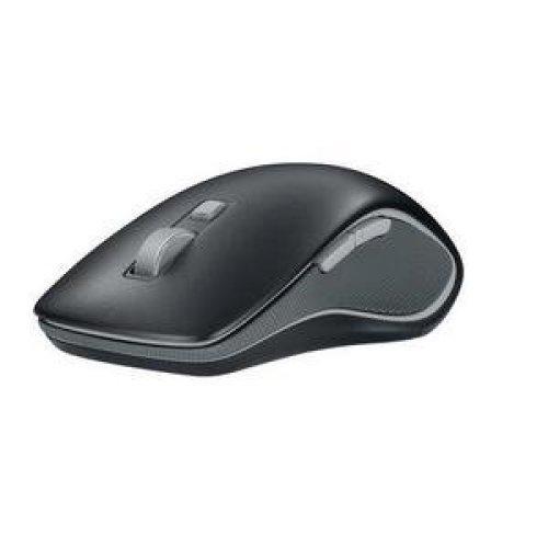 Logitech M560 RF Wireless Laser Ambidextrous Black mice