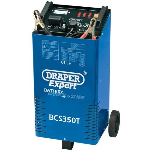 Draper 40180 Expert 230V Battery Charger/ Starter