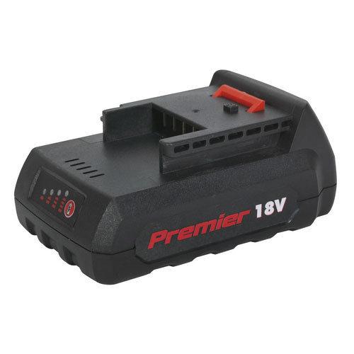 Sealey CP6018VBP 18V Cordless Power Tool Battery for CP6018V