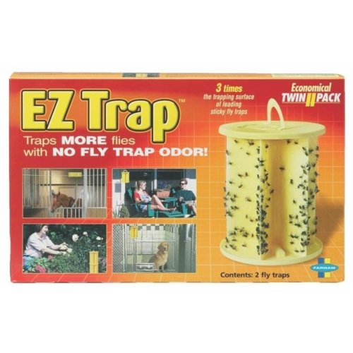 Starbar - Ez Trap Fly Trap 2 Pack - 3004323