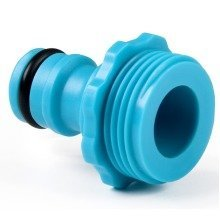 """1/2"""" Hozelock Compatibile Male Threaded Tap Connector Hose Connector"""