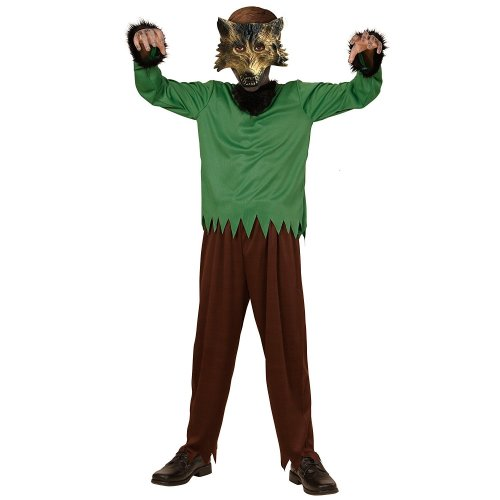 4-5 Years Boys Werewolf Costume - Kids Childs Halloween Fancy Dress Outfit Mask - boys kids childs werewolf halloween fancy dress costume outfit  sc 1 st  OnBuy & 4-5 Years Boys Werewolf Costume - Kids Childs Halloween Fancy Dress ...