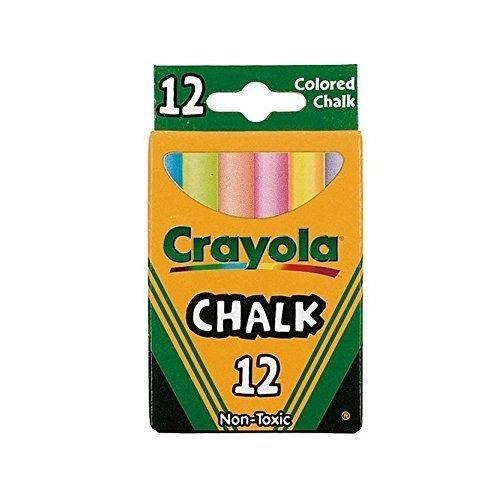 Crayola Non toxic Chalkboard Chalk 510403