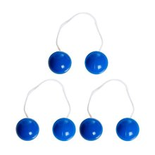 BolaBall Replacement Balls, Blue, Set of 3