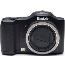 "Kodak PIXPRO FZ152 16.15MP 1/2.3"" CCD Black"