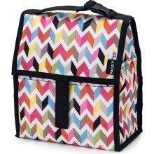 Packit Mini Lunch Bag Ziggy Coloured Freezable