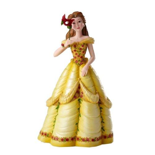 Disney Showcase Belle Masquerade Sculpture