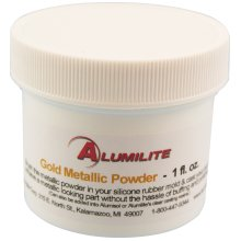 Alumilite Metallic Powder 1oz-Gold