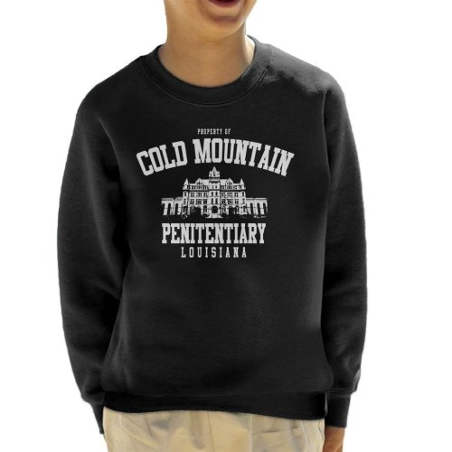 Cold Mountain Penitentiary The Green Mile Kid's Sweatshirt